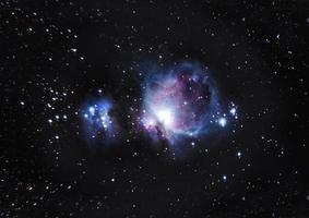 astrophotographie de l'Himalaya photo