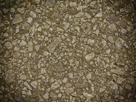Patch de sol rocheux ou de sable pour le fond ou la texture photo