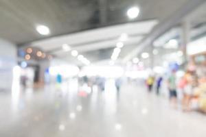 aéroport de flou abstrait photo