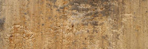 texture de fond de la surface lisse du sable de bois photo