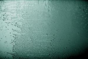 abstrait turquoise avec de minuscules bulles photo