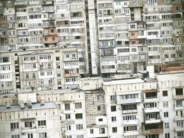 appartements dans la banlieue de tbilsi, géorgie photo