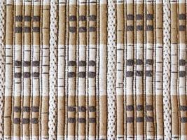 patch de tapis rayé pour le fond ou la texture photo
