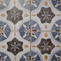 conception de carreaux de cuisine rétro espagne, carreaux de mur rétro en mosaïque