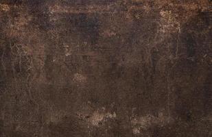 vieux fond grunge brun rouillé photo