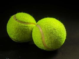 photo de balle de tennis