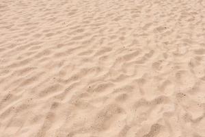 textures de sable vides