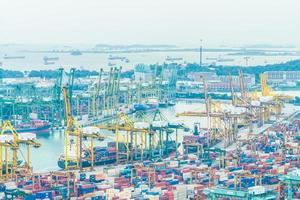 port d'expédition de singapour