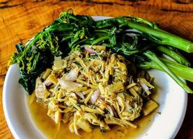 photo de cuisine thaïlandaise