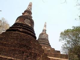 Thaïlande 2013- parc historique de si satchanalai photo