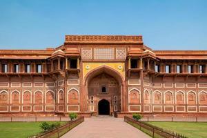 Agra Fort à Agra, Uttar Pradesh, Inde photo
