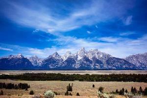 parc national de grand teton photo