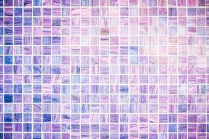 textures de mur de carreaux violets