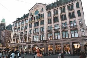 amsterdam 2015- musée Madame Tussauds photo