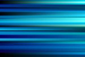 Vitesse des traînées lumineuses colorées avec flou de mouvement des veilleuses photo
