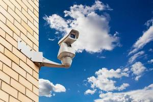 caméra de sécurité CCTV