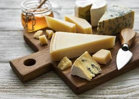 planche de fromages photo