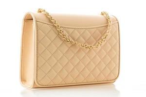 sac de femmes de mode de luxe photo