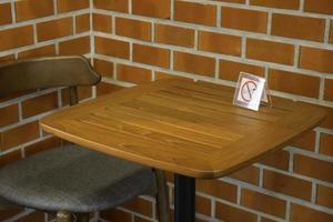 intérieur de conception de café moderne photo