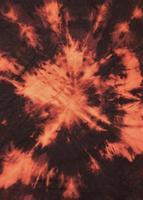 texture de tissu dégradé coloré tie dye photo
