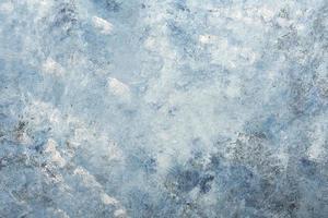 fond de mur en stuc texturé bleu foncé photo