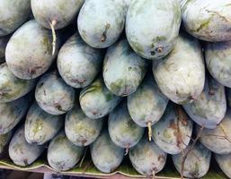 mangue verte thaï photo