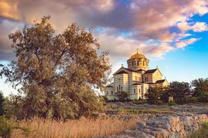 cathédrale vladimir à chersonesos photo