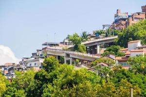hill hose, l'une des plus anciennes communautés de rio de janeiro photo