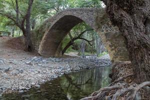 pont de tzelefos sérénité photo