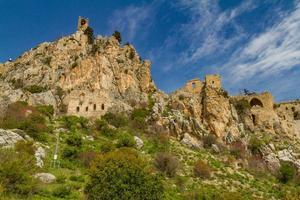 Château de Saint Hilarion, Kyrenia, Chypre photo