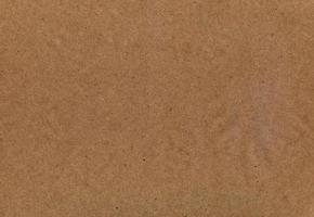 texture de papier kraft photo