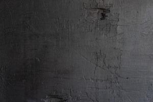fond de bois noir. photo