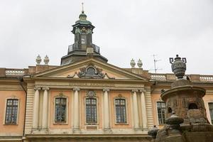 l'académie suédoise a été fondée en 1786 pour faire progresser la littérature et la langue suédoises, elle a décerné le prix nobel de littérature depuis 1901 photo