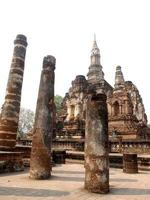 parc historique de sukhothai, thaïlande photo