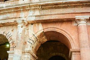 le Colisée à Rome, Italie photo
