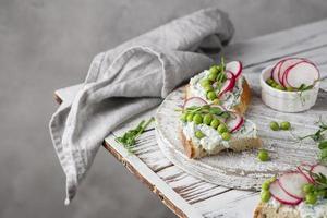 bel assortiment de plats délicieux photo