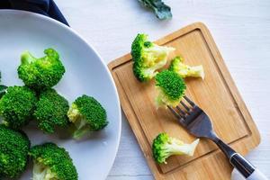 légumes de brocoli pour la santé photo