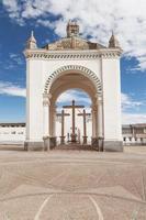 basilique de notre dame de copacabana bolivie photo