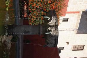 Monastère de Sainte Catherine à Arequipa, Pérou photo