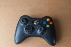 console de jeu de contrôle photo