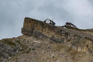 gîtes alpins dans les dolomites photo