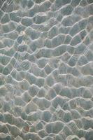 fond abstrait de réflexion de l & # 39; eau photo