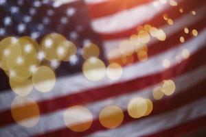 4 juillet de la fête de l'indépendance photo