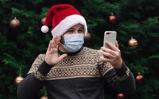 félicitations de Noël en ligne photo