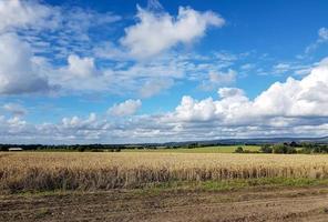 scène de lancashire rurale photo
