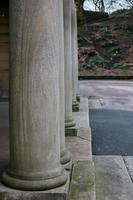 grands piliers de pierre photo