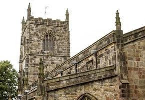 une vieille église en pierre photo
