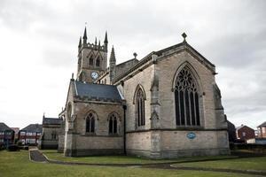 une église anglaise photo