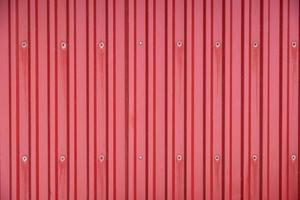 fond de texture de ligne de conteneur de fret rouge photo