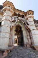 Bundi Fort Rajasthan Inde photo